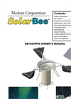 Medora SolarBee - Model SB10000PW - Manual