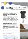 AerationPlus - Model 1800 - Circulation for Targeted Lake & Pond Areas - Brochure