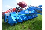 ROTOR - Model  OekoSem IV - Strip Till System
