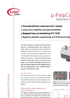 µ-PrepCell - Model SS - Workhorse Cell Brochure