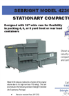 Sebright - 4236- Stationary Compactor Brochure