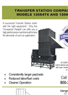 Sebright - 12084T6 & 12084T7 - Transfer Station Compactor Brochure