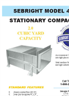 Sebright - 4260 - Stationary Compactor Brochure