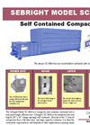 Sebright - SC-4064 - Self Contained Compactor Brochure