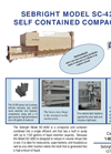 Sebright - SC-4260 - Self Contained Compactor Brochure