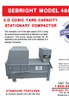 Sebright - 4860 - Stationary Compactor Brochure