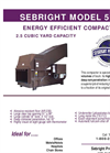 Sebright - 5060 - Energy Efficient Compactor Brochure