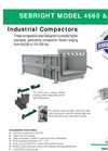 Sebright - 4660 & 5260 - Industrial Compactors Brochure