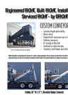Bright Technologies - Custom Conveyors - Brochure