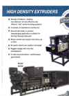 Bright Technologies - High Density Extruders Used to Dewater Materials Brochure