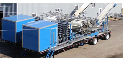 Bright Technologies - Mobile Belt Filter Presses