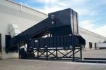 Sebright - Model 12084T6 & 12084T7 - Transfer Station Compactor (9 Cubic Yard Chamber Capacity)