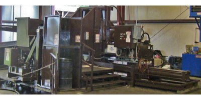 Bright Technologies - Oil & Filter Recycler Base Machine