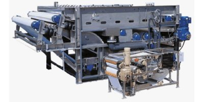 Bright Technologies - Belt Filter Presses