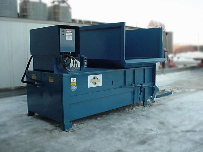 Sebright - Model SC3548 - Mini Self-Contained Waste Compactor