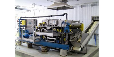 Bright Technologies - Skid Mounted Belt Filter Press Systems