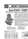EverTUFF TURF - ETT-1C-0912 - Mechanical Clamp-On Transition Saddles Brochure