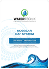 Model DAF - Water Treatment Systems Brochure