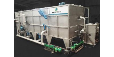 Model DAF - Water Treatment Systems
