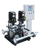 D-Power Pump - Model H&L GLOBAL - BOOSTER PUMP SYSTEM