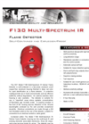 Model F130 - Multi-Spectrum IR Flame Detector Video