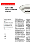 Model S250 - Ionization Smoke Detector Brochure