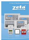 Zeta - Model ZIS-FLD - Intrinsically Safe Flame Detector Brochure