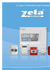 Zeta - Model ZIS-PHD - Intrinsically Safe Programmable Heat Detector Brochure