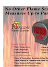 Paragon - 105F1-1 - Flame Scanner Brochure