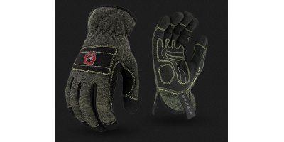 Model FR-RWG700 - Synthetic Leather Fire Resistant Work Glove