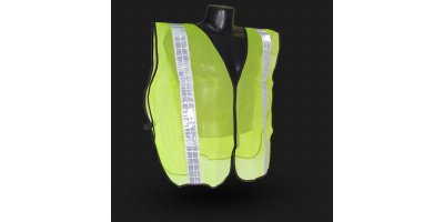 Non Rated Safety Vests with 2` Tape