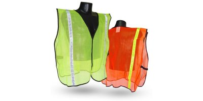 Radians - Non Rated Safety Vests with 1 Tape