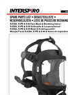 Model QS II S-ESA - Face Mask with S-ESA Breathing Valve Brochure