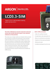 Model LCD3.3-SIM - Chemical Hazard Detection Simulator Brochure
