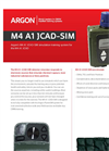 Model M4A1 JCAD - Chemical Hazard Detection Simulator Brochure