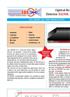 Model RK90-RS - Reflection Beam Smoke Detector - Brochure