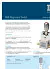 StedFAST - Belt Alignment Switch Brochure