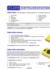 Cabin-Safe - Boat Survey Tester Brochure