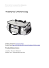 Waterproof Offshore Bag Brochure