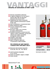 Novec - Model TM 1230 - Extinguishing System Brochure