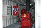 Fire Protection Pressurization Units and Water Storage Tanks