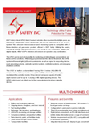 Model UPES - Multi-Channel Controller Brochure