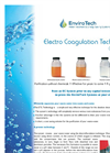 ElectroCoagulation Sales Information