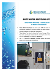 Grey Water Recycling Sales Information