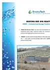 Moving Bed Bio Reactor MBBR Sales Information