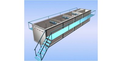 Moving Bed Bio Reactors