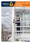 Altirail Fall Arrest System Brochure