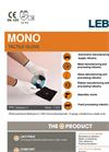 MONO - Tactile Gloves Brochure