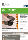 Ultrafit - Tactile Gloves Brochure