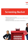 Hydraulic Sorting Buckets Brochure